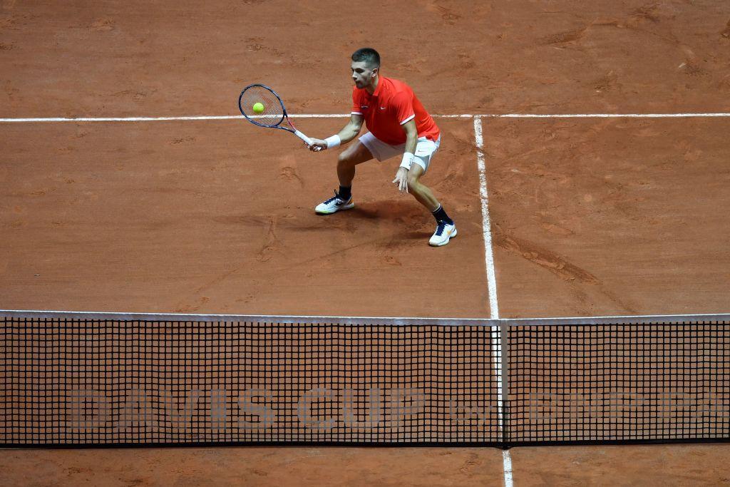 Coppa Davis: la Croazia a un passo dal trionfo
