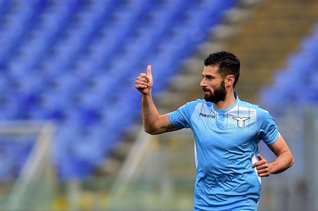 2012: la Lazio acquista Candreva dall'Udinese, diventerà simbolo e capitano biancoceleste prima della cessione all'Inter
