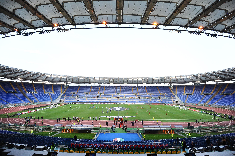 Roma (Italia): Stadio Olimpico