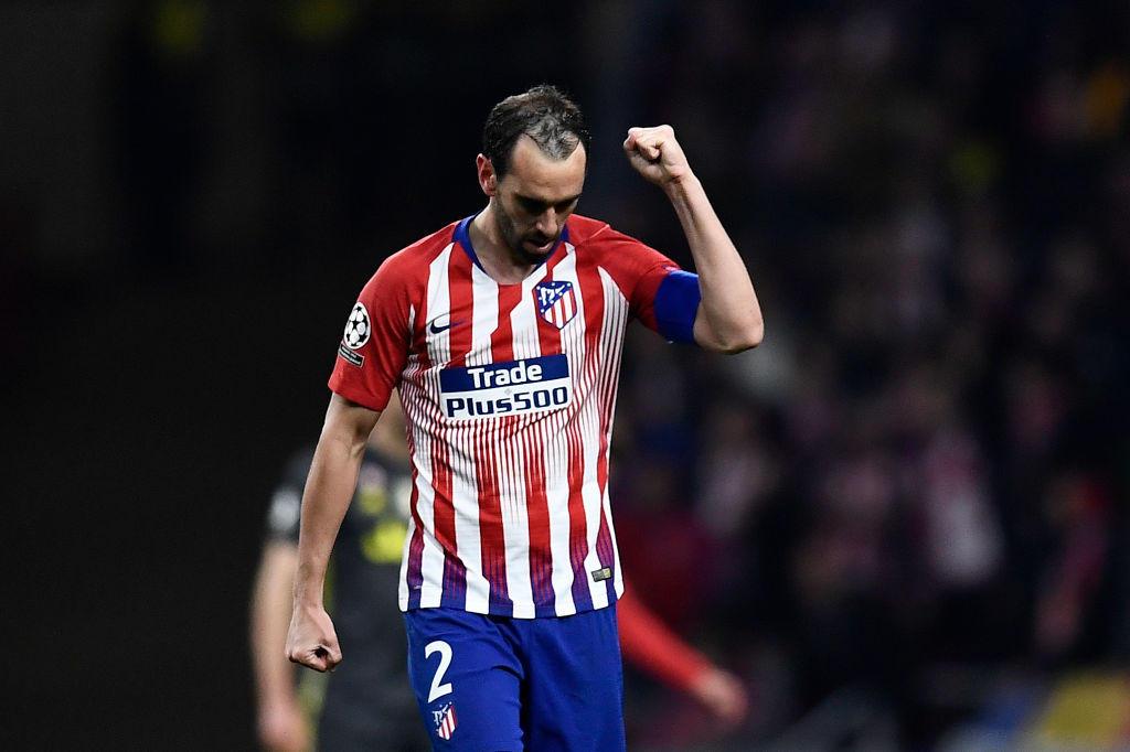 Godin (Atletico Madrid ma in scadenza e da tempo bloccato dai nerazzurri per giugno)