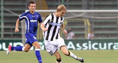 Preliminare Europa League: Udinese senza problemi