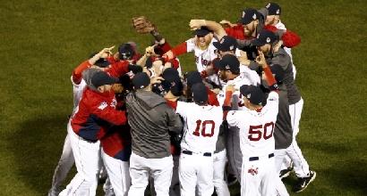 Mlb: i Red Sox vincono le World Series