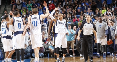 Dallas Mavericks, AFP