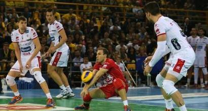 Volley, SuperLega: Trento non sbaglia, colpaccio Modena