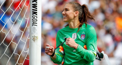 Hope Solo (Afp)