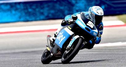 Moto3, Austin: Fenati annienta tutti