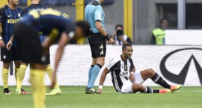 Infortunio Benatia: ecco il comunicato ufficiale della Juventus