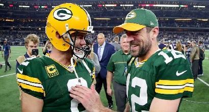 Nfl: i Packers stendono i Cowboys, festa Steelers