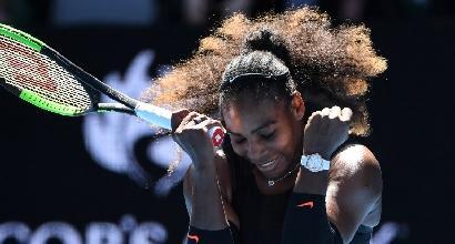 Australian Open: Serena Williams non si ferma, è in semifinale