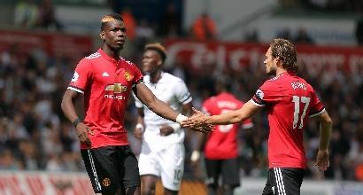 Premier League: Mourinho vola in vetta, Liverpool e Leicester ok