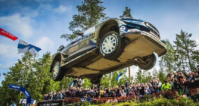 Rally, Toyota ingaggia Tanak