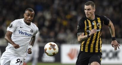 Europa League: avanti Astana, Aek Atene e Ludogorets