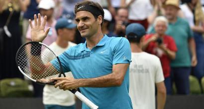 Stoccarda, Federer infinito: Raonic steso in finale