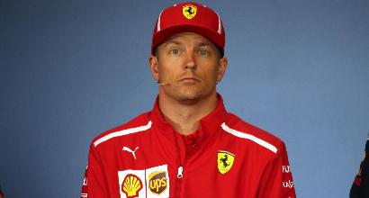 "F1, Raikkonen spiazza tutti: ""Io in McLaren? Vedremo..."""