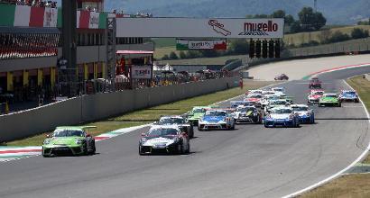 Porsche Carrera Cup Italia, Quaresmini si aggiudica gara 2 al Mugello