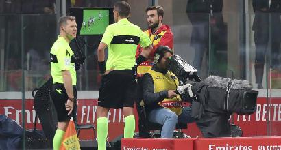 """La Uefa: """"Var possibile già dagli ottavi di Champions"""""""