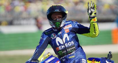 """MotoGP, Rossi allontana il ritiro: """"Corro fino al 2020, poi vedrò"""""""