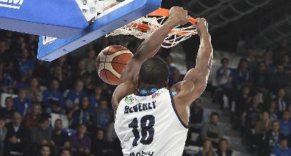 Basket, Serie A: Venezia perde a Brescia, Sassari sbanca Cantù