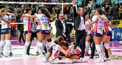 Volley, Coppa Italia a Novara