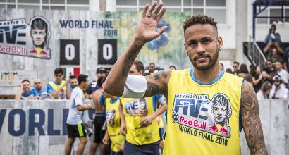 Torna il Red Bull Neymar Jr's Five