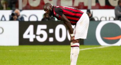 Il Milan perde il derby e saltano i nervi: Kessie e Biglia saranno multati
