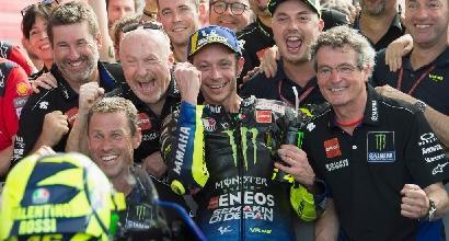 """MotoGP, Rossi: """" Il Mondiale? Ci proviamo"""""""