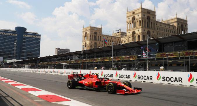 F1, Ferrari brilla nelle Libere 2