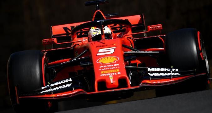 F1, Vettel cerca la prima vittoria
