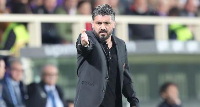 """Gattuso: """"Milan padrone del suo orgoglio, non del suo destino. Ma senza Champions non sarebbe fallimento"""""""