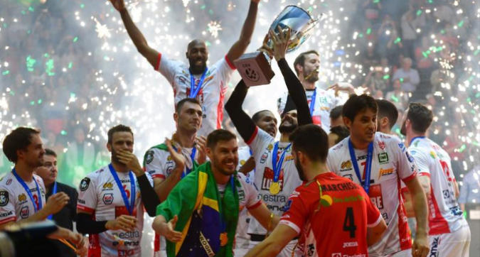 Volley: Lube campione d'Europa