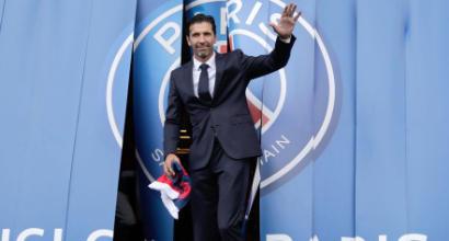 Buffon saluta il PSG:
