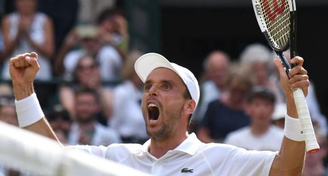 """Wimbledon, Bautista Agut in semi: """"Dovevo essere al mio addio al celibato..."""""""