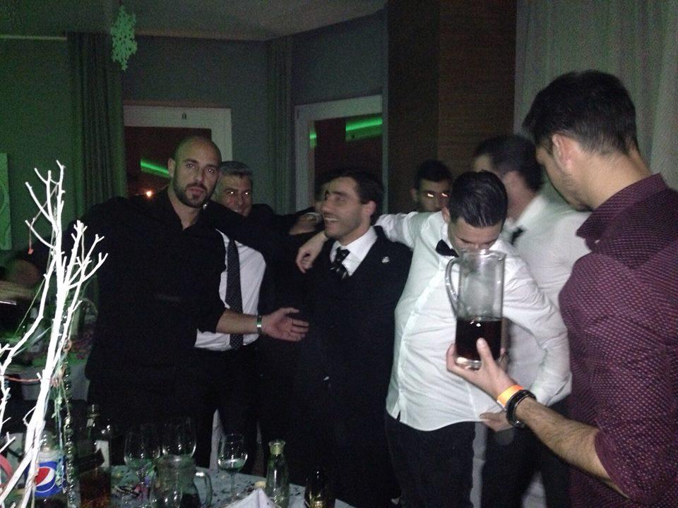 Napoli, Capodanno a tavola per Higuain e compagni