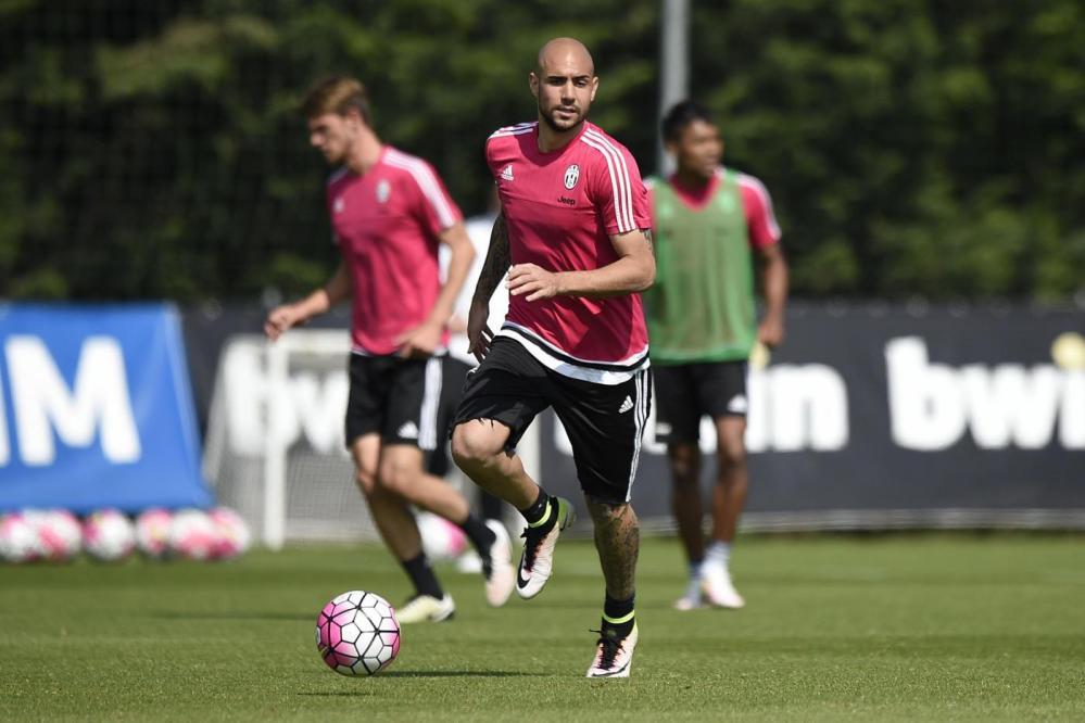 La Juventus torna ad allenarsi