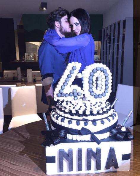 Nina Moric, 40 anni e non sentirli