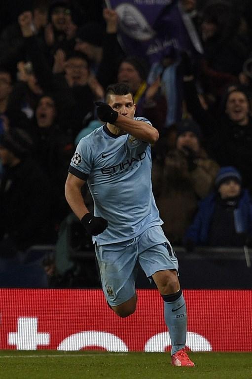 Sergio Aguero, 143 gol in Premier League
