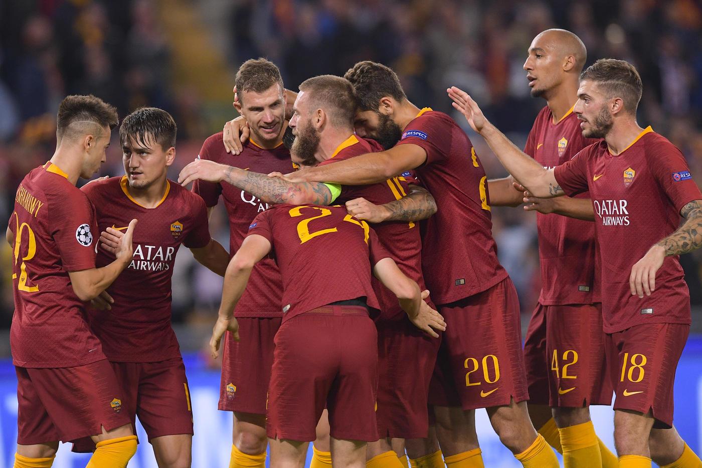 Roma, il riscatto è servito: battuto il Cska in Champions