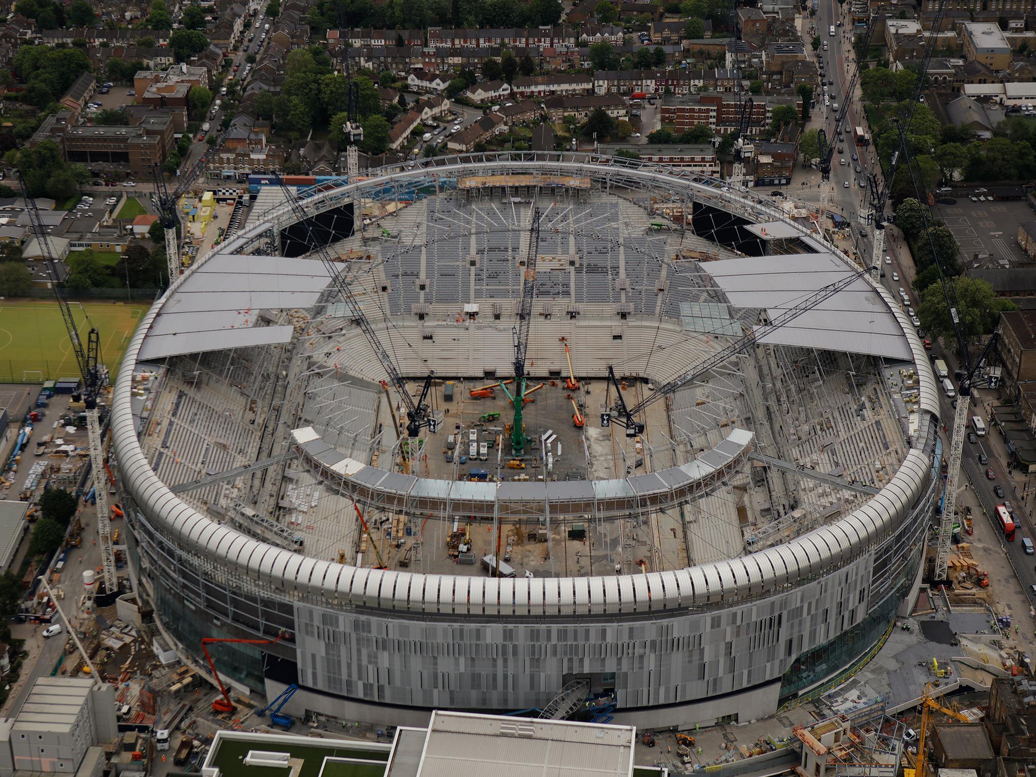 Il nuovo White Hart Lane
