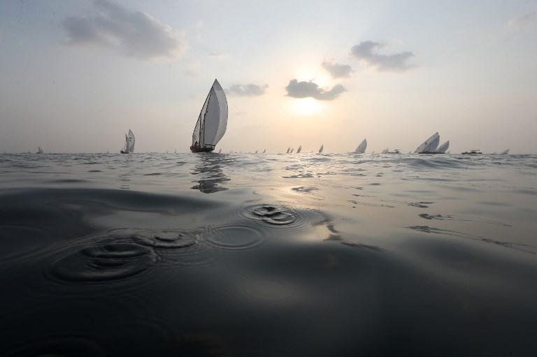 Il Dalma Sailing Festival sulle coste del Golfo Persiano (25 ottobre)