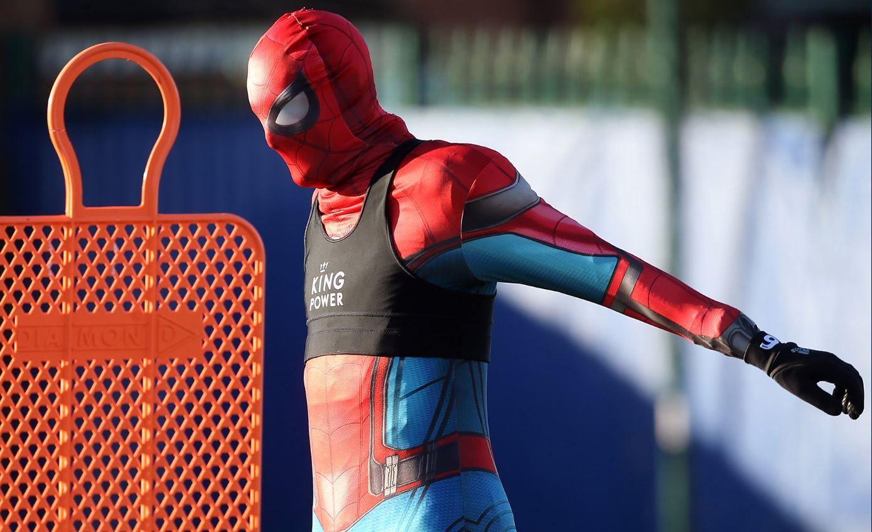 Leicester, un rinforzo per gennaio: Spiderman