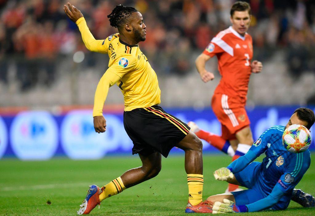 Qual. Euro 2020, Belgio-Russia 3-1