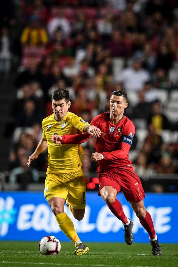 Qualificazioni Euro 2020: CR7 non sfonda, 0-0 Portogallo