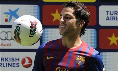 """Fabregas:""""Barca la sfida più dura"""""""