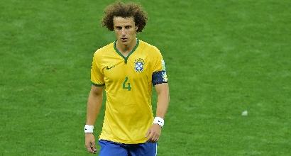 David Luiz - Afp