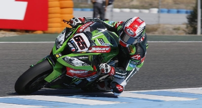 Superbike, il round di Jerez in diretta tv