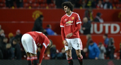Fellaini, AFP