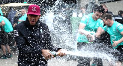"""F1 a Montreal, Hamilton: """"La vittoria è per Ali"""""""