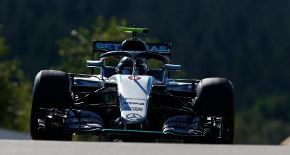 """F1 a Spa, Hamilton: """"Giornata lineare, ringrazio i meccanici"""""""