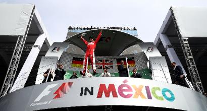 F1, Gran Premio del Messico: Verstappen davanti nelle ultime prove libere