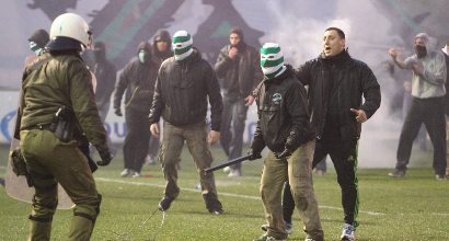 Grecia, clamoroso: dichiarata la sospensione di tutti i campionati